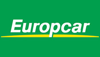 Europcar car hire logo