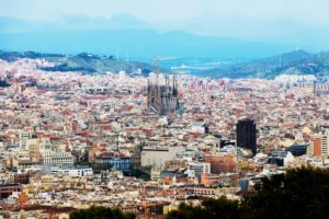 Barcelona a chic and cosmopolitan 21st century metropolis