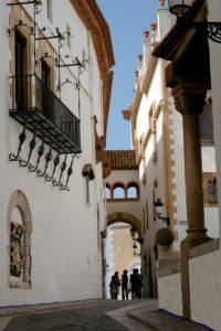 Journey through time in Sitges