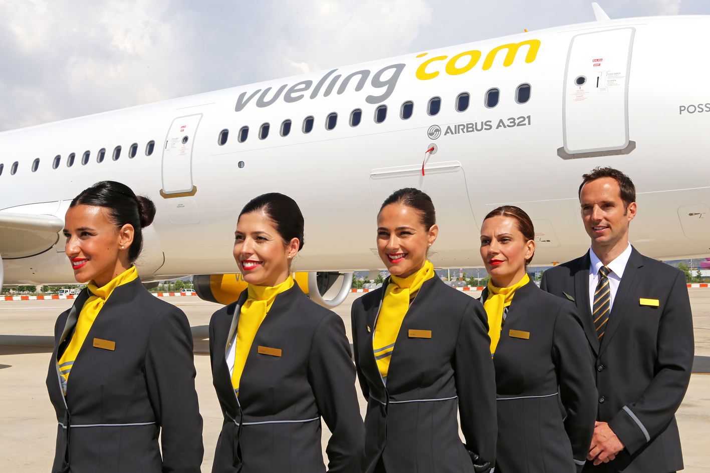 Anniversary celebrations for Vueling